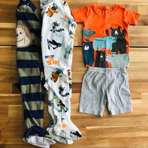 Carter's Other - 12 Month Boy Spring/Summer Lot 2